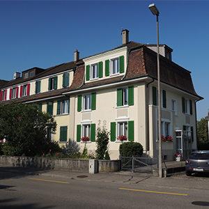 Muttenz Neue Bahnhofstrasse 135 Mfh