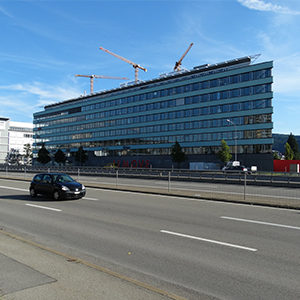 Zürich Bernstr Nord 202 Büro Gewerbe